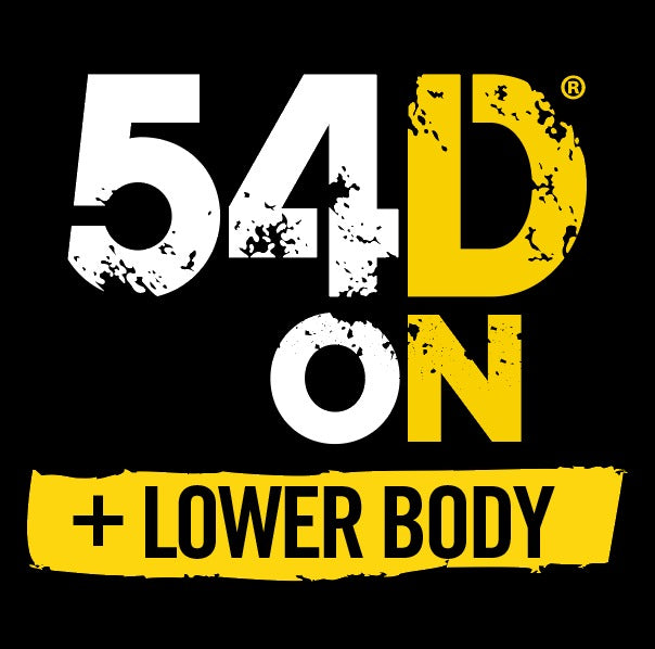 54D ON + Lower Body (Español)