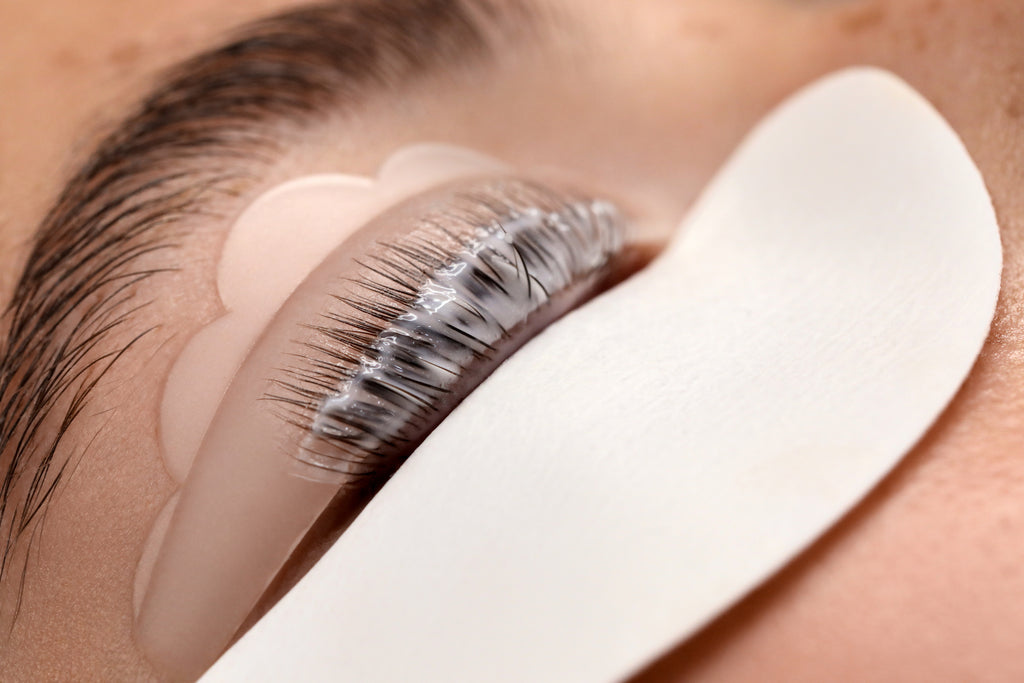 Lash Lift Procedure