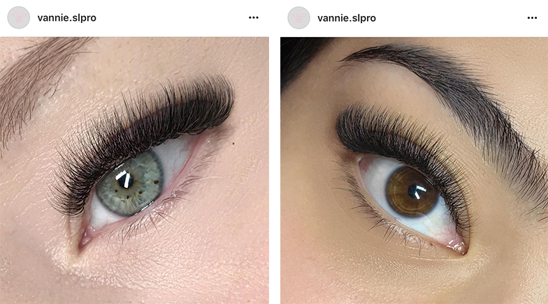 d526e234a9e When editing your lash photos, adjust brightness, contrast, and shadows  just enough to help your photos look their best.