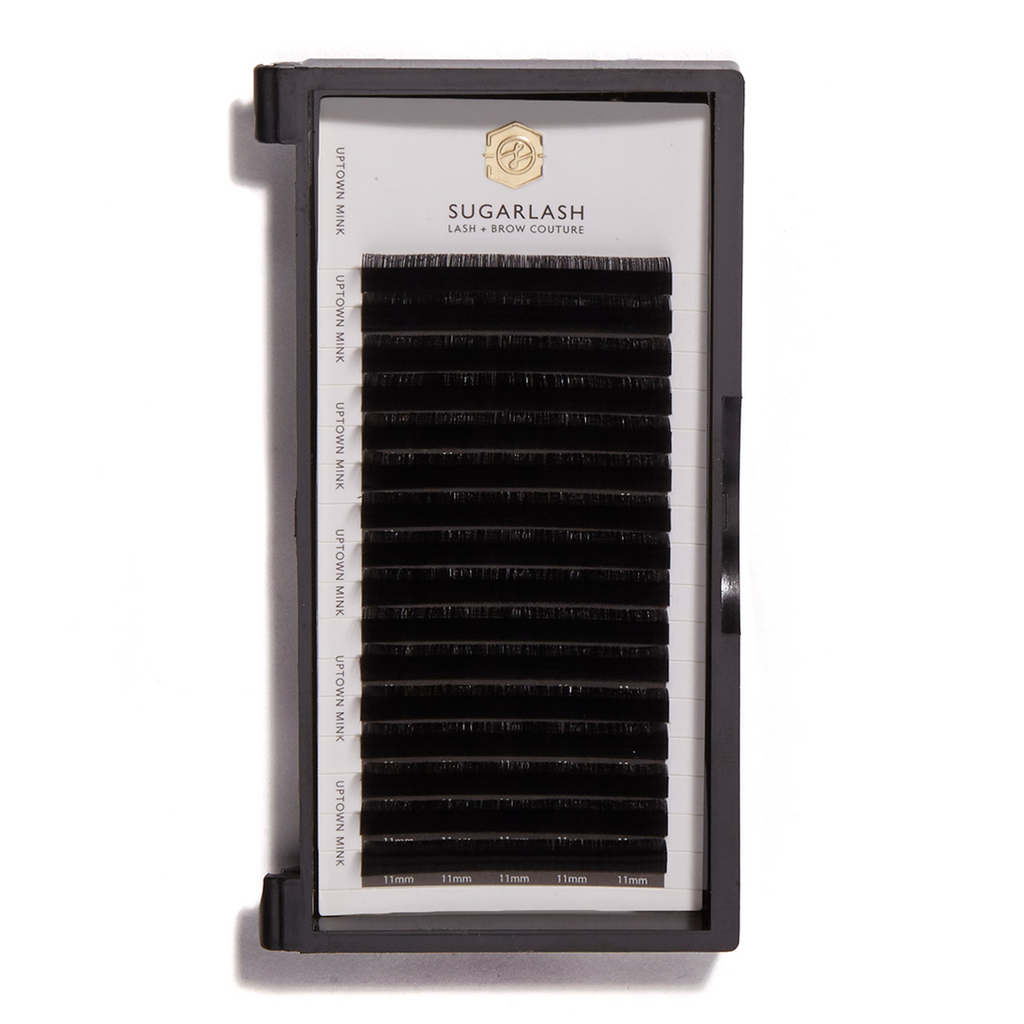 C-Curl Silk Lashes (Single Length Trays)