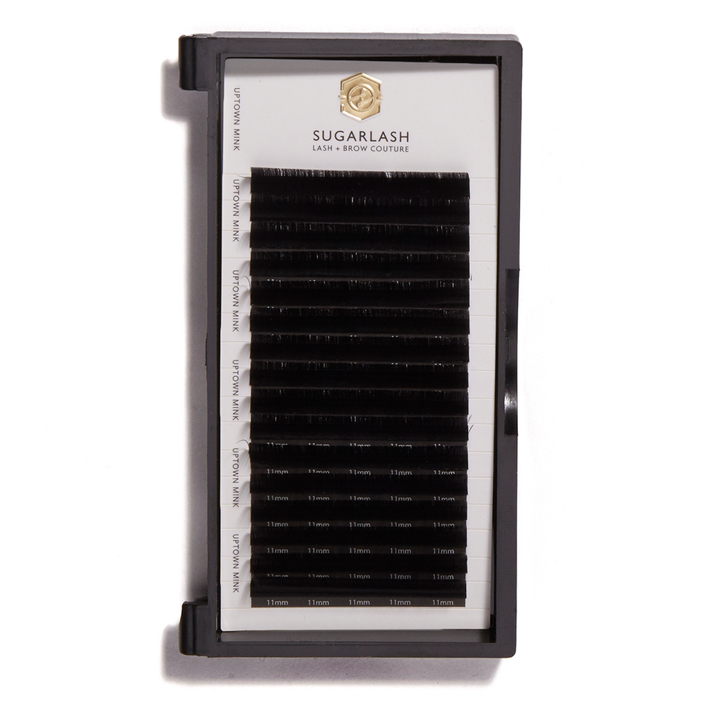 D-Curl Silk Lashes (Single Length Trays)