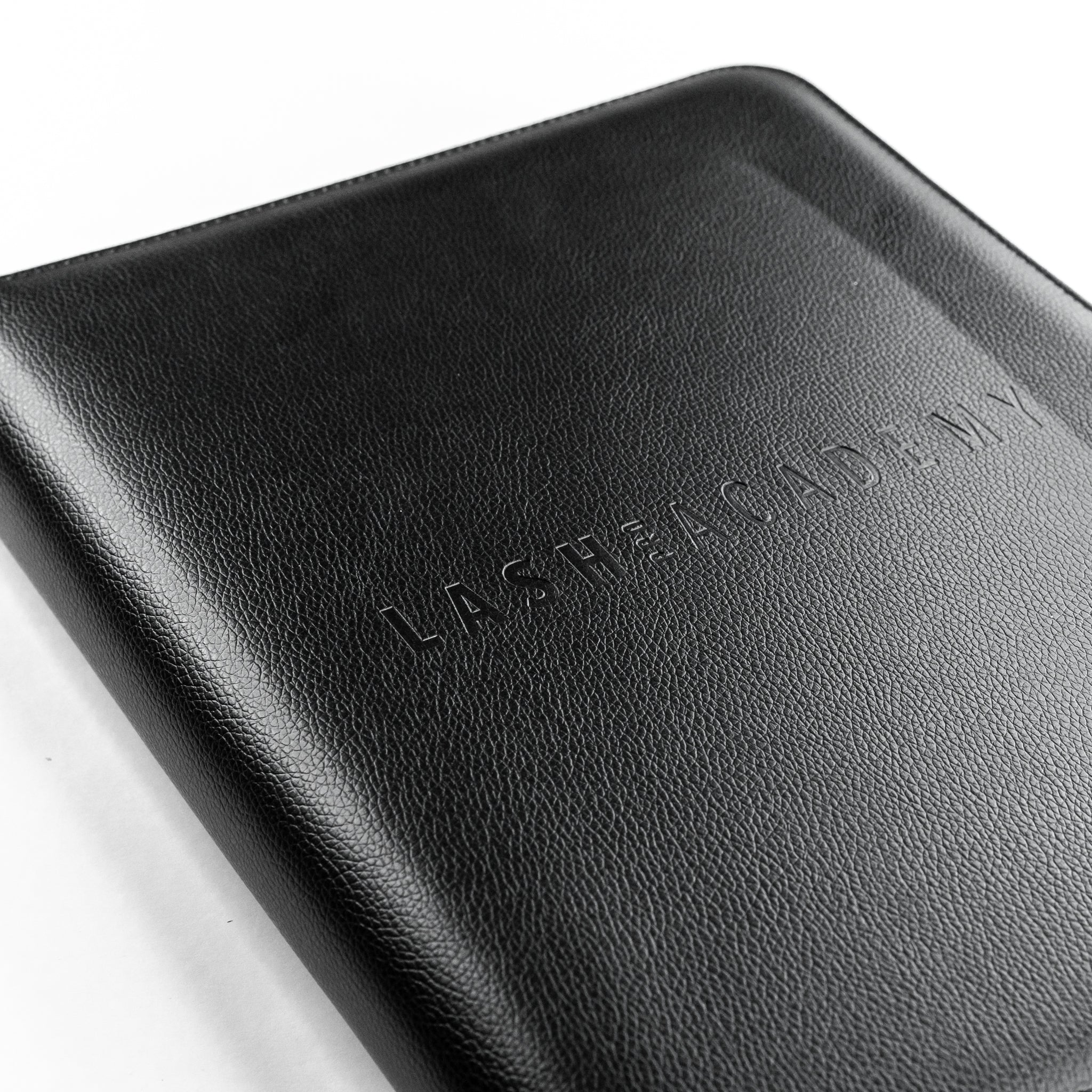 LashPRO Academy Faux Leather Portfolio