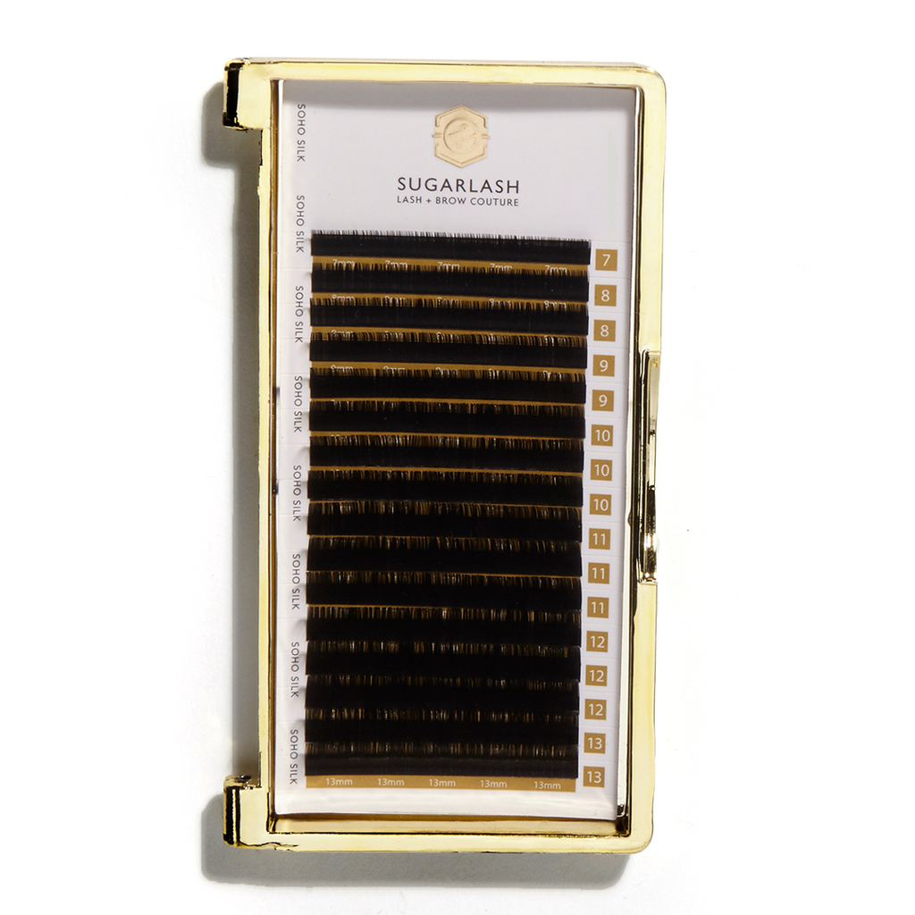 Greater Lengths Silk Lashes (14-16mm)
