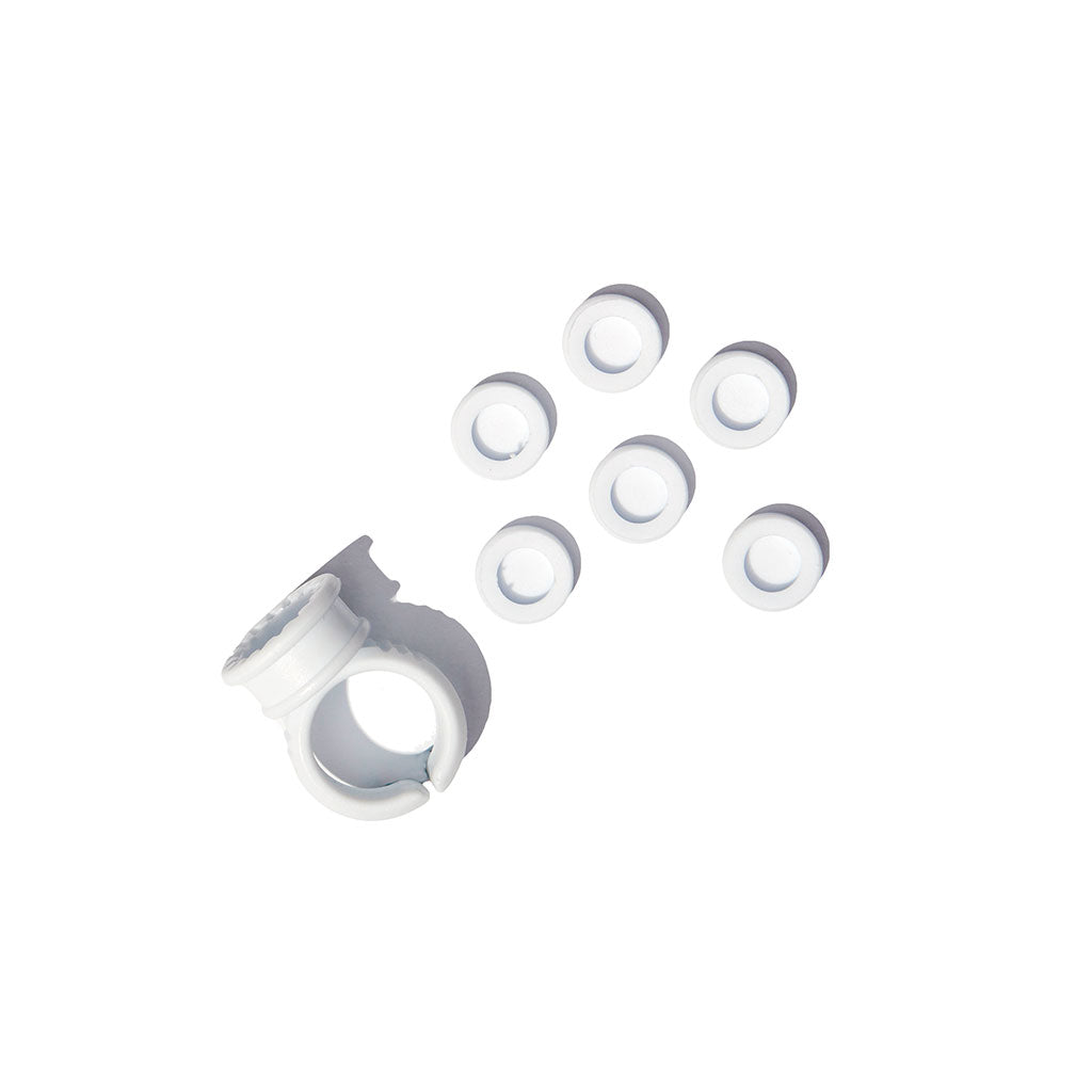 Pearl Secure Adhesive Rings & Inserts