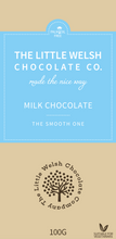 Load image into Gallery viewer, MILK CHOCOLATE - The Little Welsh Chocolate Company