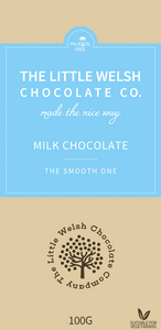 MILK CHOCOLATE - The Little Welsh Chocolate Company