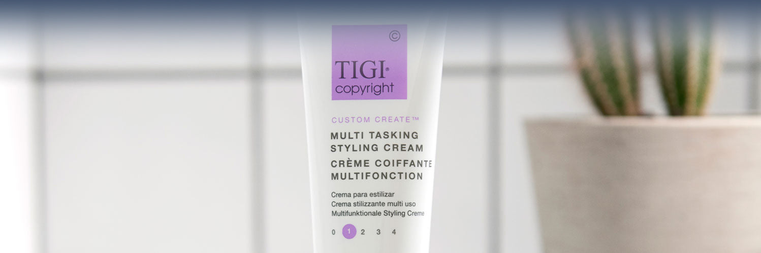 Multi-Tasking Styling Cream banner