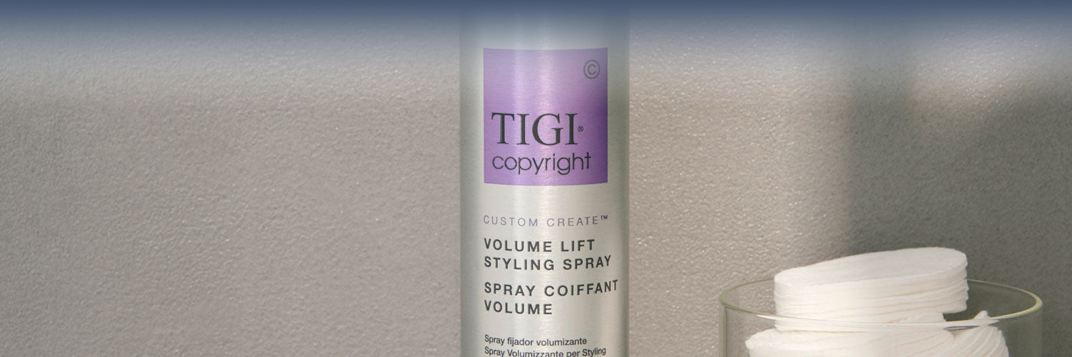 Volume Lift Styling Spray banner
