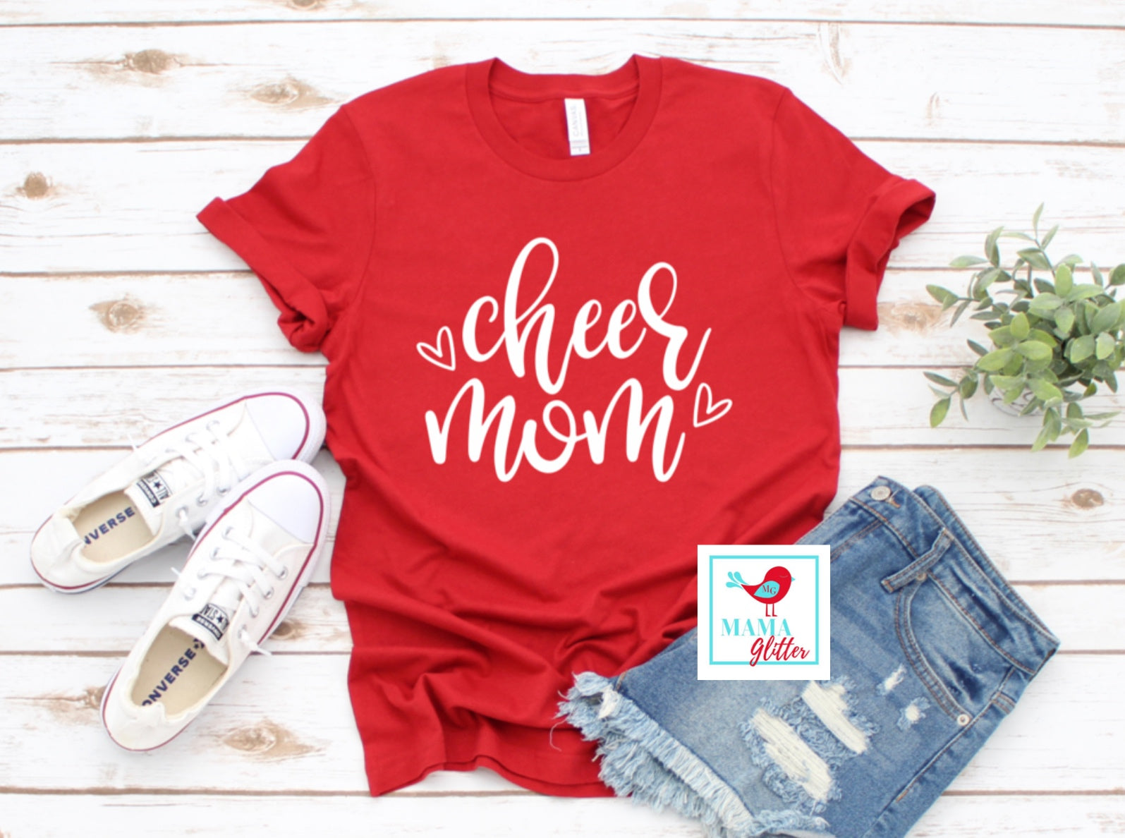 Cheer Mom Script