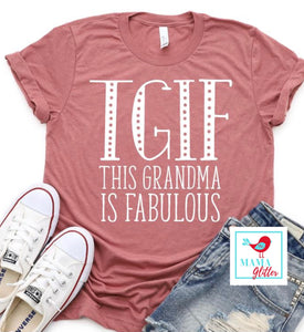 This Grandma Is Fabulous
