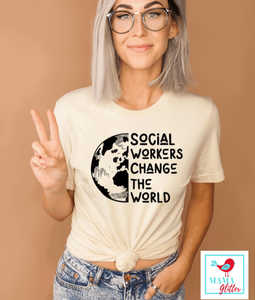 Social Workers Change The World