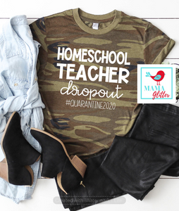 Homeschool Teacher Dropout