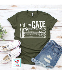 Get The Gate Girl