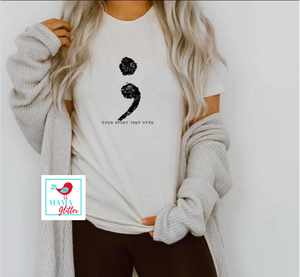 Semicolon - Your Story Isn't Over
