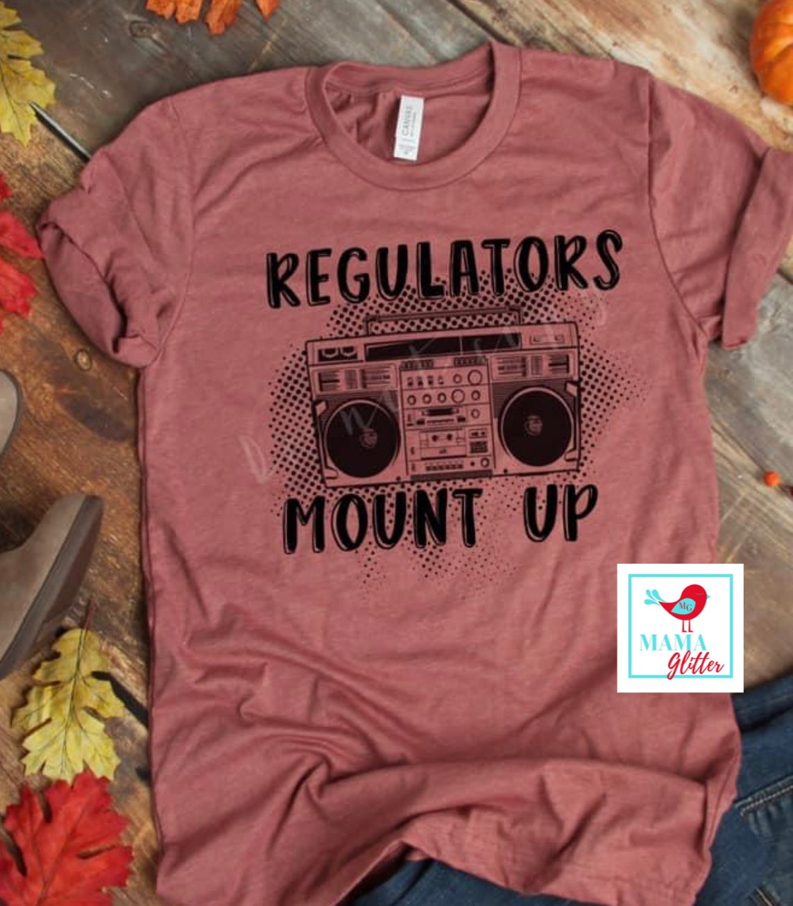 Regulators, Mount Up