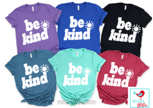Be Kind - Sunshine