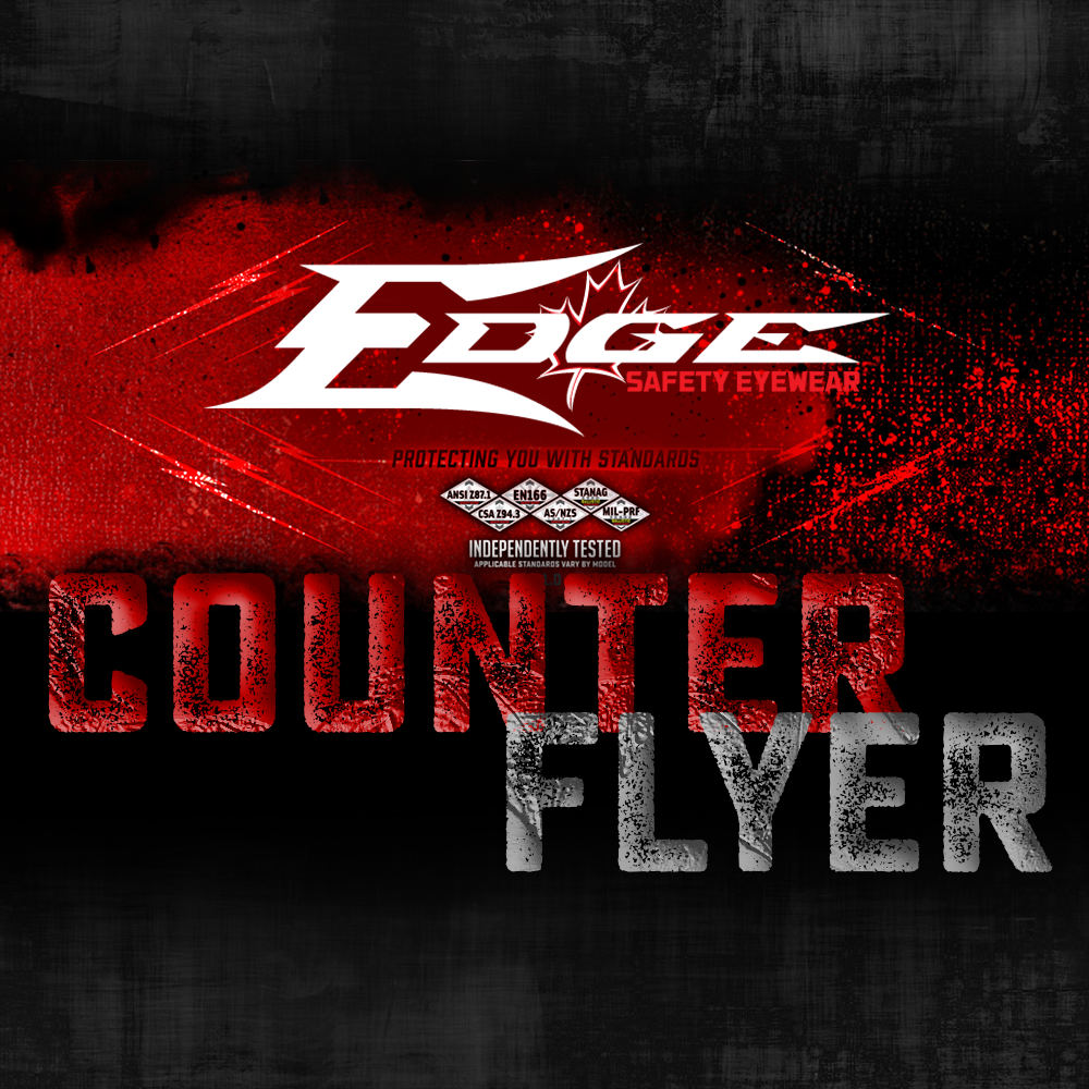 COUNTER FLYER Preview for download link