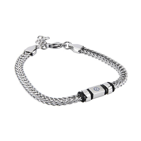 Related product : Steel Bracelet with links intertwined with tiller