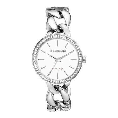 Related product : Wristwatch woman with grumette Bracelet and collar in Swarovski