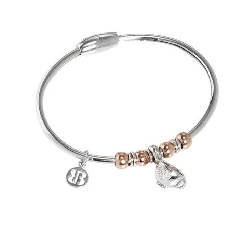 Bracelet with charm in the shape of a cup by thè