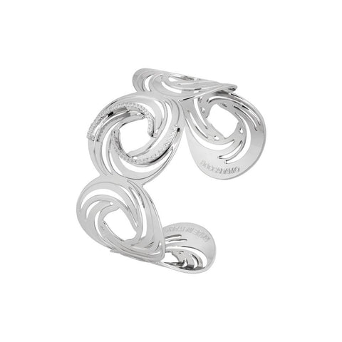 Related product : Cuff band with the decorative pattern to the Vortex and zircons