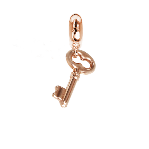 Charm in the form of a key