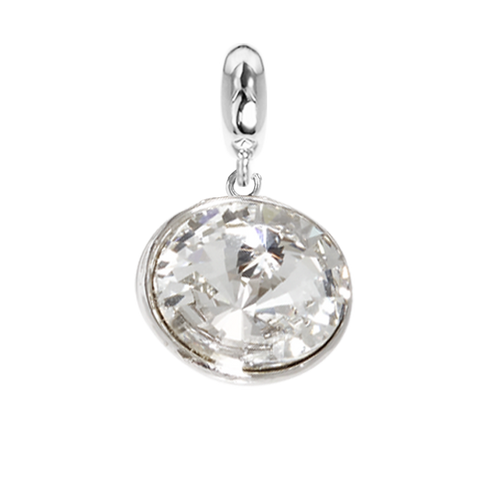 Related product : Charm with crystal Swarovski crystal