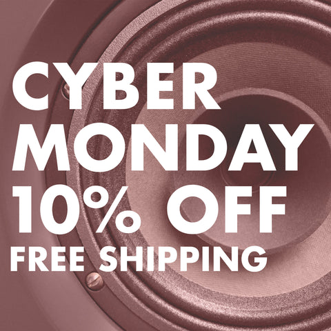speaker image for symbol audio cyber monday