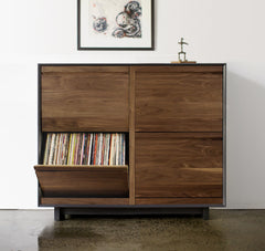 "AERO 51"" Double LP Storage Cabinet"