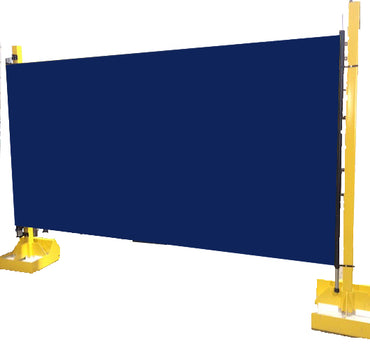 Mobile & Retractable Welding Curtains