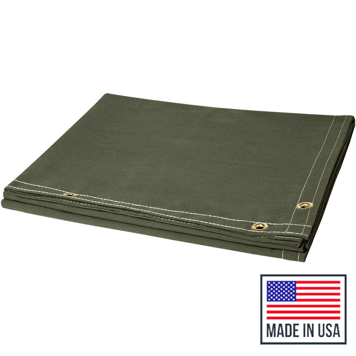 Canvas Welding Curtains made in the USA