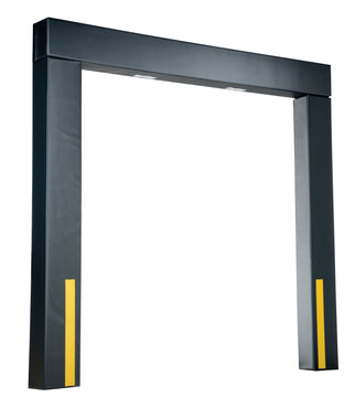 Dock Seal - Vestil D-150 - 8ft x 8ft Doors - Multiple Projections