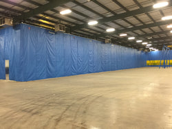 Insulated Warehouse Curtain Walls for Cold Storage