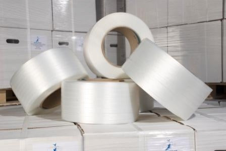 Polyester Strapping & Banding for Packaging - Mako Strap - Medium Duty