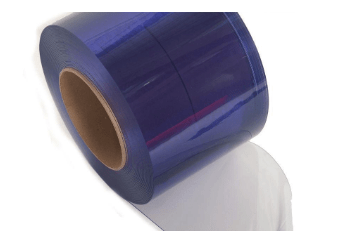 Vinyl Door Strip Rolls in Smooth Stle