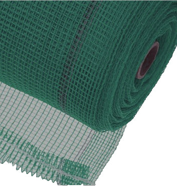 Safety Netting - Fire Retardant - Green