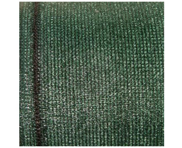 Scaffold Netting for Debris - Fire Retardant - Green