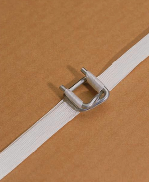 Polyester Strapping & Banding for Packaging - Zip Strap - Light to Medium Duty