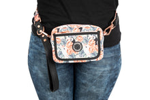 Load image into Gallery viewer, Luxury Cockatoo Hip Bag and Lead Combo