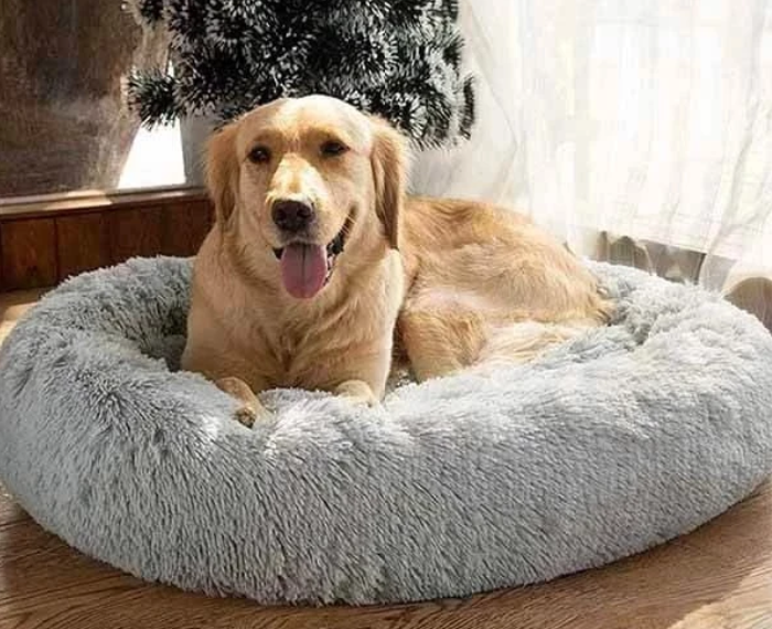 DoggyWoggy Calming Bed™