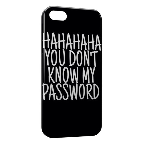Fundas iPhone 8 & 8 Plus You don't Know my Password