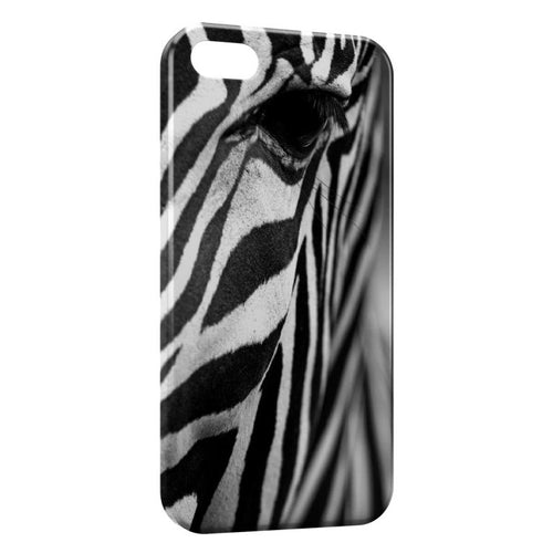 Fundas iPhone 8 & 8 Plus Zèbre Black and White