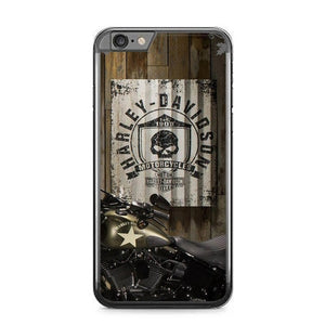 Harley Davidson FF0167 fundas iPhone 6 Plus, 6S Plus