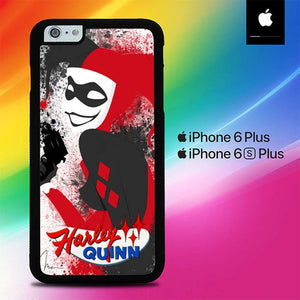 Harley Quinn O0658 fundas iPhone 6 Plus, 6S Plus