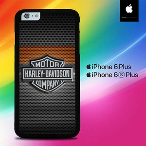 Harley Davidson Company O0739 fundas iPhone 6 Plus, 6S Plus