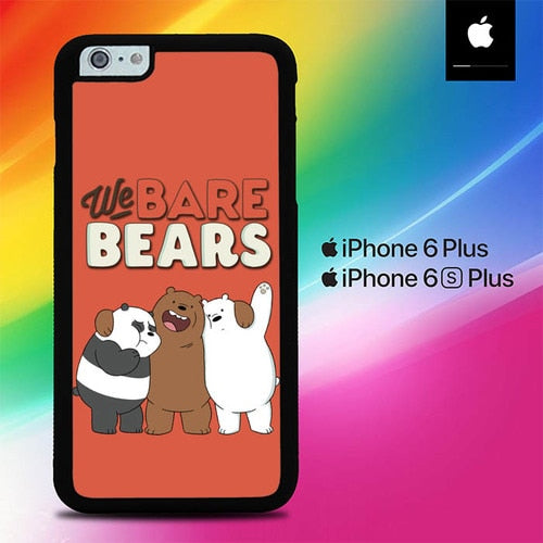 We Bare Beras Team O0975 fundas iPhone 6 Plus, 6S Plus