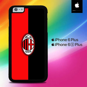 Logo Ac Milan O1024 fundas iPhone 6 Plus, 6S Plus