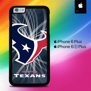 Houston Texans NFL American Football Team O3036 fundas iPhone 6 Plus, 6S Plus