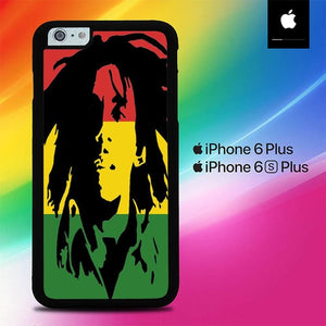 Reggae Legend Bob Marley Rasta O3450 fundas iPhone 6 Plus, 6S Plus