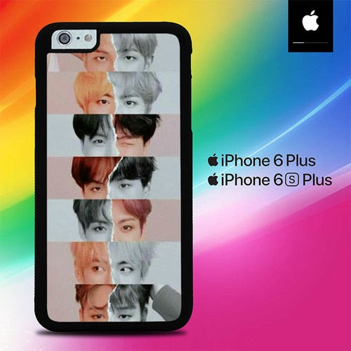 BTS in the fangirl inside me O7288 fundas iPhone 6 Plus, 6S Plus